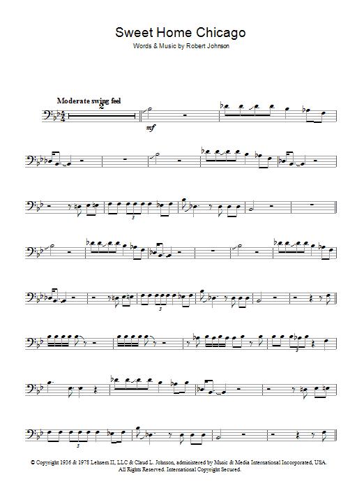 Sweet home alabama chords