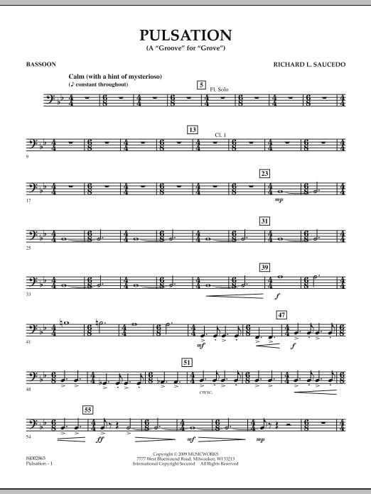 Pulsation - Bassoon (Concert Band)