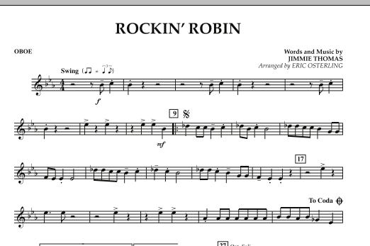 Rockin' Robin - Oboe (Concert Band)
