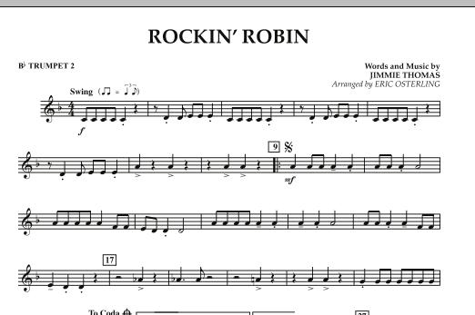 Rockin' Robin - Bb Trumpet 2 (Concert Band)