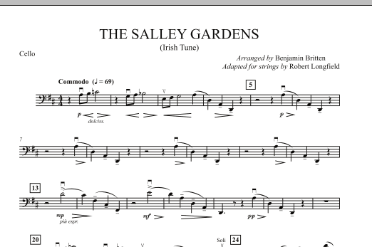 benjamin britten sally gardens Download 1 free sheet music and scores in format pdf: britten sally gardens.