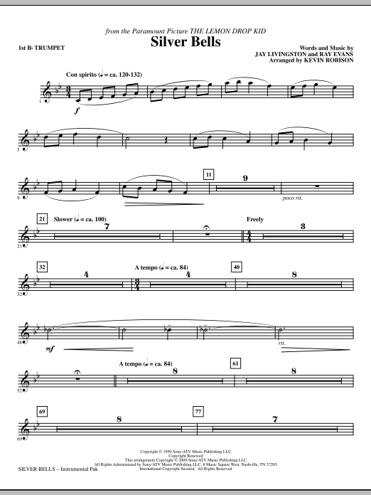 Silver bells guitar chords and lyrics