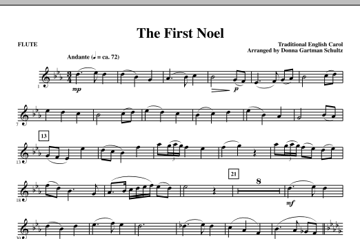 Noel Sheet Music Juveique27