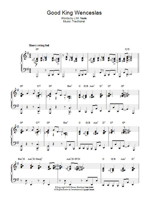 Ukulele ukulele tabs good king wenceslas : Good King Wenceslas | Sheet Music Direct