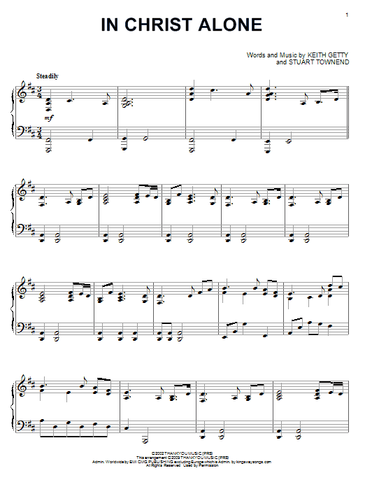 Hymn chords for guitar