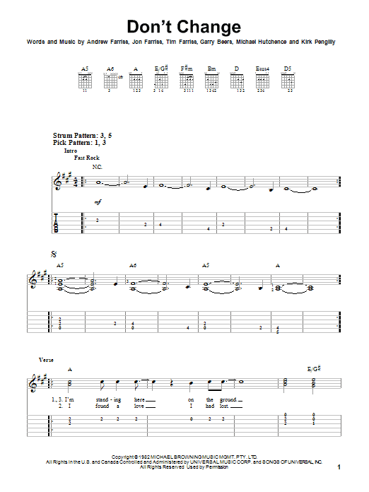 Change Guitar Chords