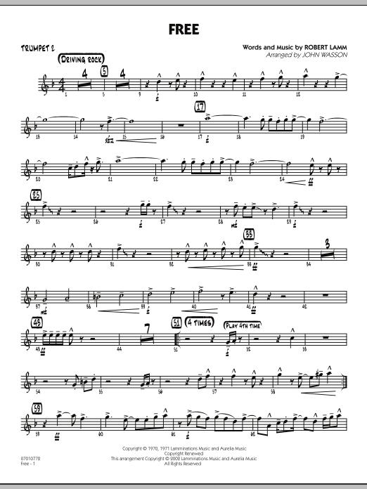 Free - Trumpet 2 (Jazz Ensemble)