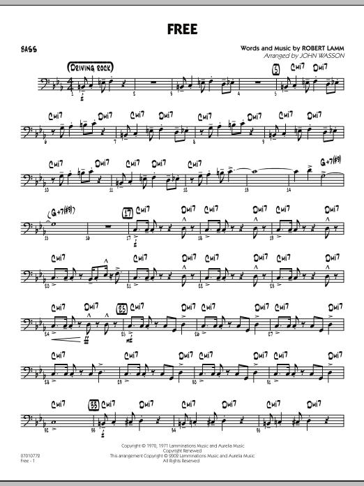 Free - Bass (Jazz Ensemble)
