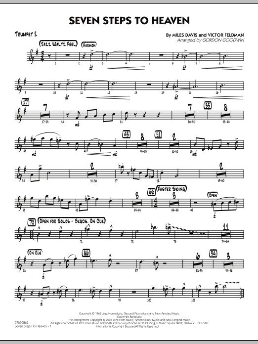 Seven Steps To Heaven - Trumpet 2 (Jazz Ensemble)