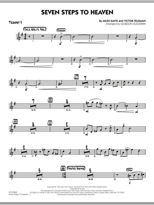 Seven Steps To Heaven - Trumpet 3 (Jazz Ensemble)