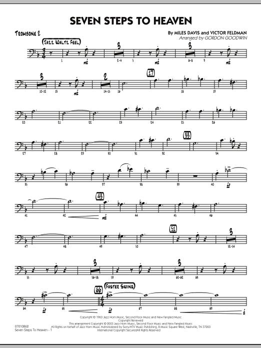 Seven Steps To Heaven - Trombone 2 (Jazz Ensemble)
