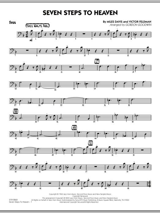 Seven Steps To Heaven - Bass (Jazz Ensemble)