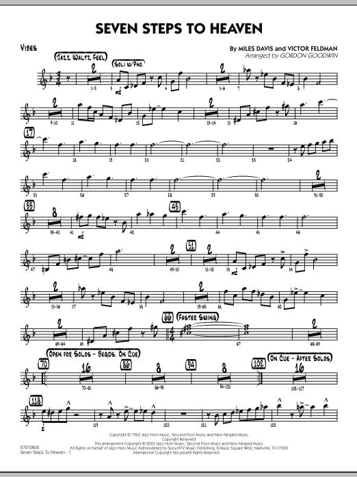 Seven Steps To Heaven - Vibes (Jazz Ensemble)