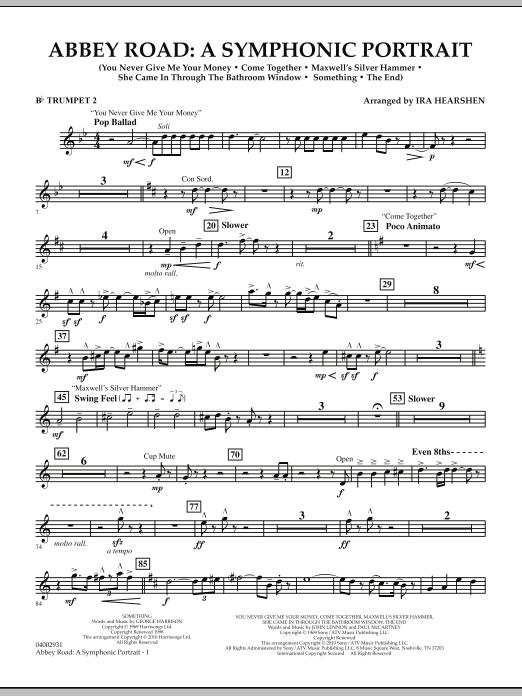 Abbey Road - A Symphonic Portrait - Bb Trumpet 2 (Concert Band)
