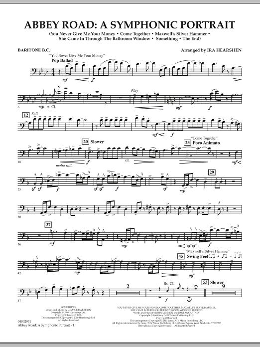 Abbey Road - A Symphonic Portrait - Baritone B.C. (Concert Band)