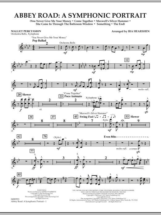 Abbey Road - A Symphonic Portrait - Mallet Percussion (Concert Band)