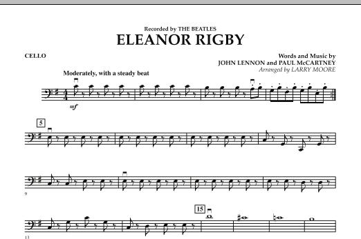 Eleanor Rigby - Cello (Orchestra)