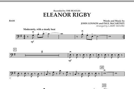 Eleanor Rigby - Bass (Orchestra)