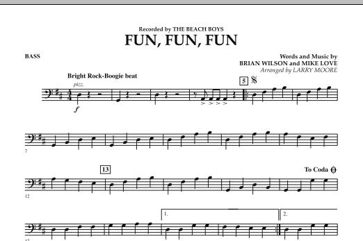 Fun, Fun, Fun - String Bass (Orchestra)