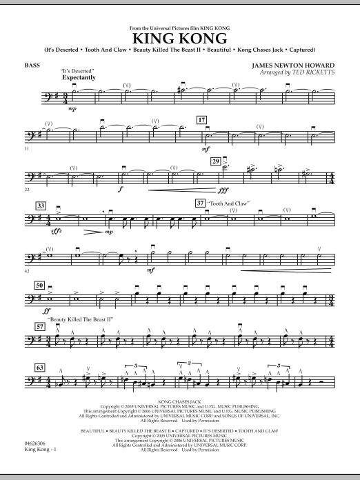 King Kong - String Bass (Orchestra)