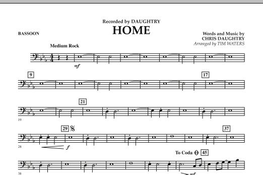 Home - Bassoon (Concert Band)