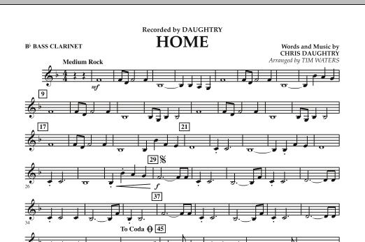Home - Bb Bass Clarinet (Concert Band)
