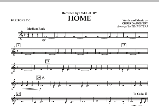 Home - Baritone T.C. (Concert Band)