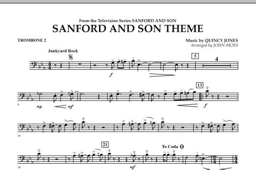 Sanford And Son Theme - Trombone 2 (Concert Band)