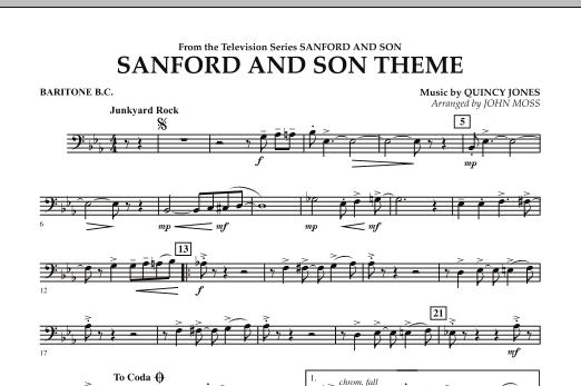 Sanford And Son Theme - Baritone B.C. (Concert Band)