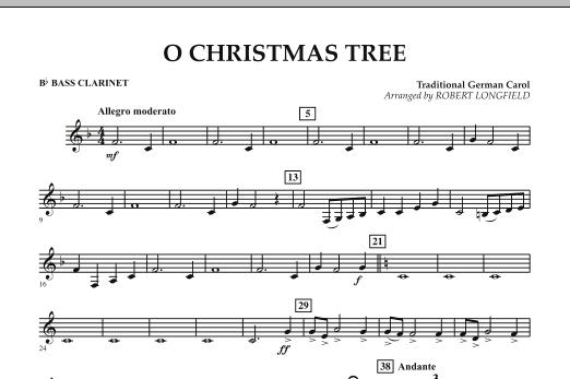 O Christmas Tree - Bb Bass Clarinet (Concert Band)
