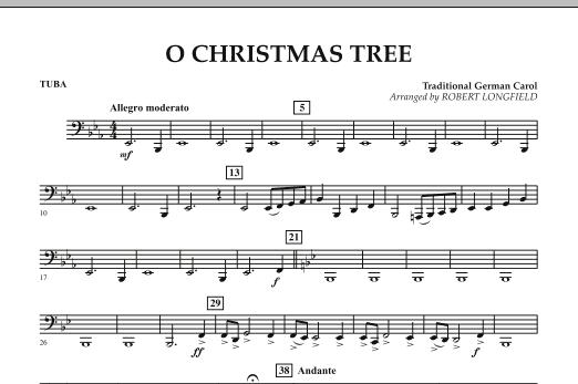 O Christmas Tree - Tuba (Concert Band)