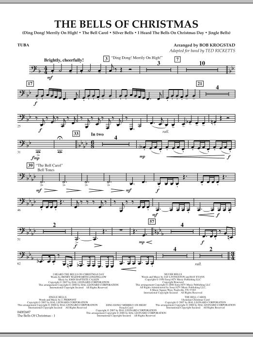 The Bells Of Christmas - Tuba (Concert Band)