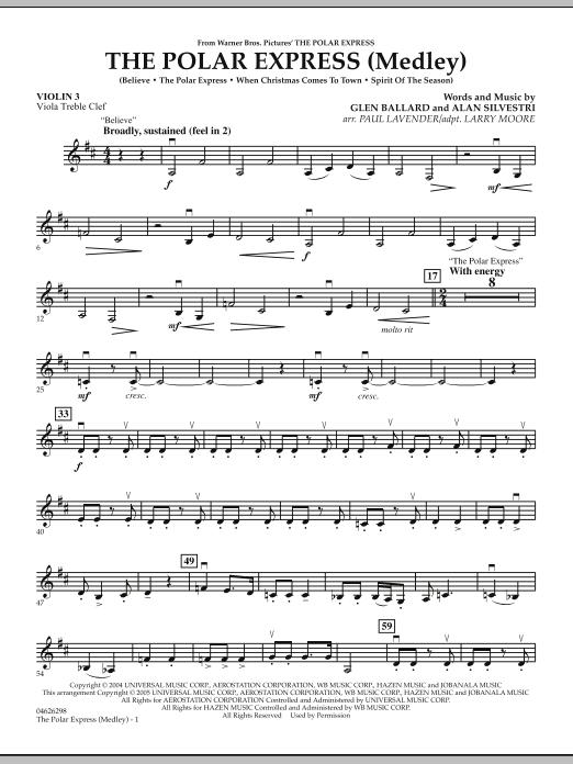 When Christmas Comes To Town Lyrics.The Polar Express Medley