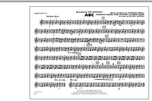 ABC - Baritone T.C. (Marching Band)