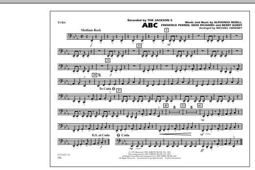ABC - Tuba (Marching Band)