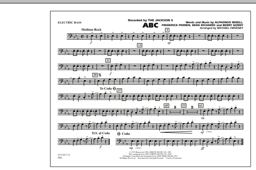 ABC - Electric Bass (Marching Band)