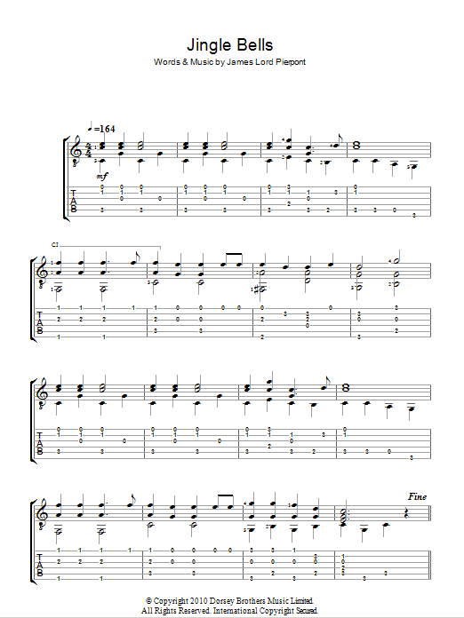 Ukulele ukulele tabs jingle bell rock : Guitar : guitar tabs for jingle bells Guitar Tabs For plus Guitar ...