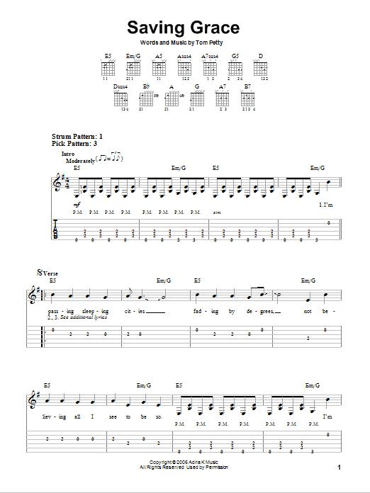 Breakdown By Tom Petty Hal Leonard Prima Music