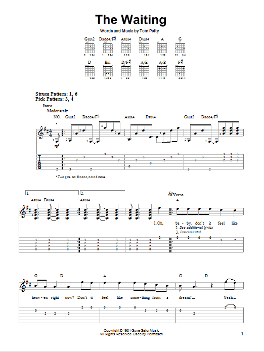 American Girl by Tom Petty - Hal Leonard - Prima Music