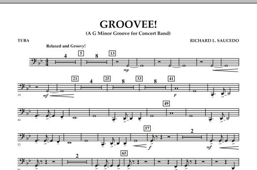 Groovee! - Tuba (Concert Band)