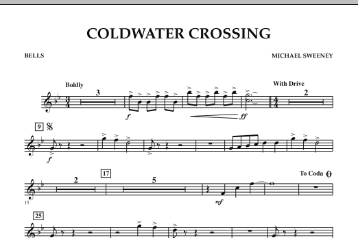 Coldwater Crossing - Bells (Concert Band)