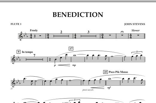 Benediction - Flute 1 (Concert Band)