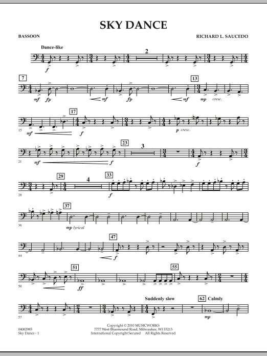 Sky Dance - Bassoon (Concert Band)
