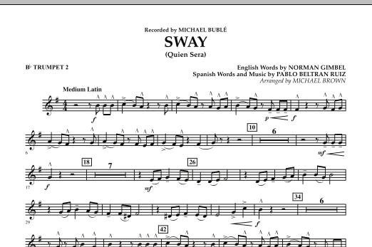 Sway (Quien Sera) - Bb Trumpet 2 (Concert Band)