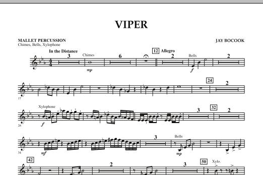 Viper - Mallet Percussion (Concert Band)
