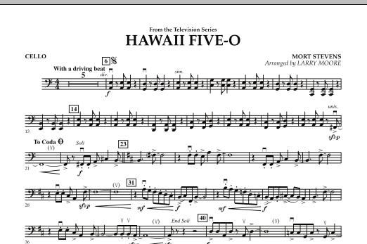 Hawaii Five-O - Cello (Orchestra)