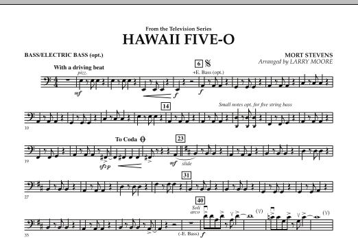 Hawaii Five-O - Bass (Orchestra)