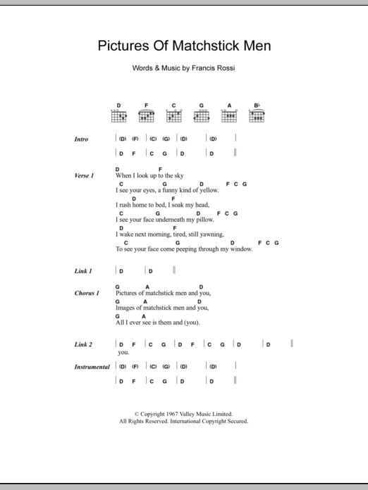 guitar tab guitar legends by status quo pdf