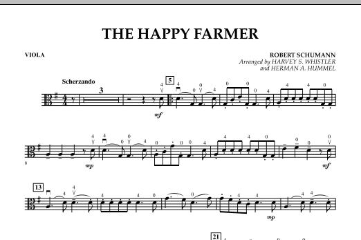 The Happy Farmer - Viola (Orchestra)