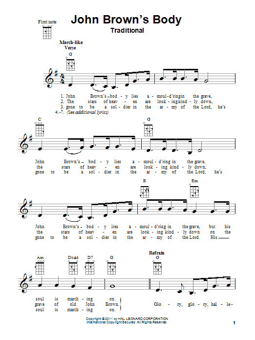 Away in a manger guitar chords